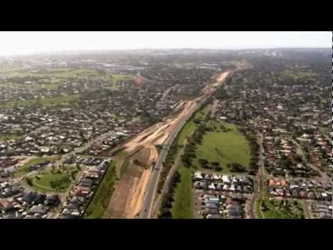 See The Southern Expressway Duplication Project From The Air