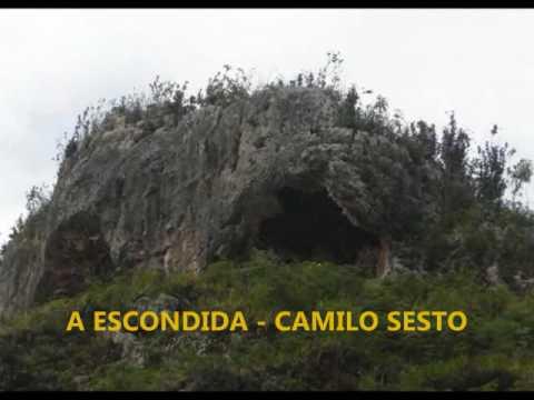 A ESCONDIDA - CAMILO SESTO.wmv