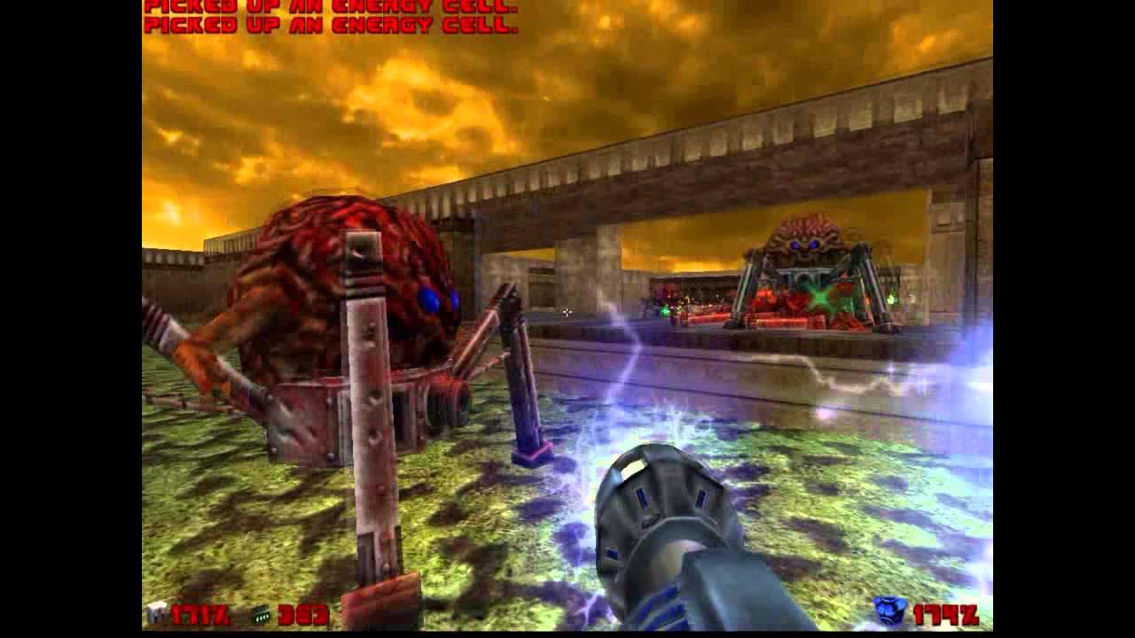 doomsday engine vs risen 3d - youtube