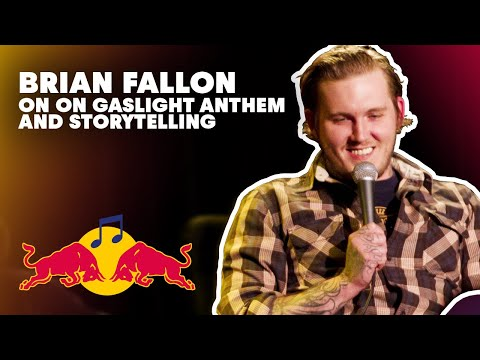 Brian Fallon Lecture (New Jersey 2012) | Red Bull Music Academy