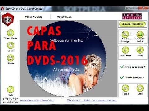 BAIXAR PROGRAMA ENCARTE DE PARA FAZER CD