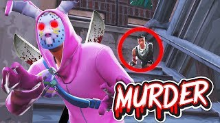 *NEU* SPIELER vs KILLER in FORTNITE Murder Modus