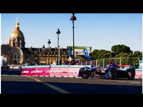 Additional tickets for Qatar Airways Paris E-Prix released – Formula E