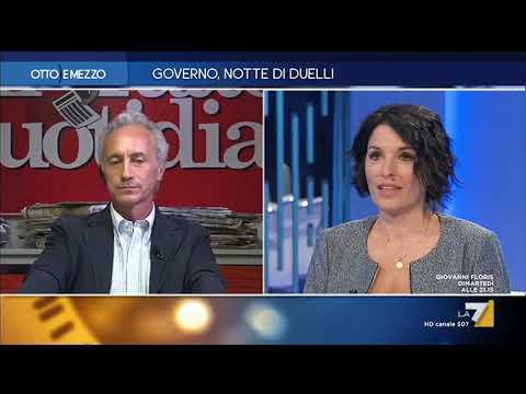 """Marco Travaglio A Gad Lerner: """"Una Perversione Le Manette Per Gli Evasori? Quattro Anni Ad Un ..."""