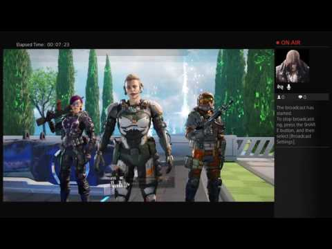 Adrian and live steaming bo3 w\friend