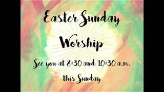 Gambar cover Worship With Us This Easter Sunday, April 21!