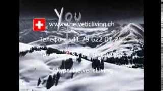 Швейцарские Альпы, Отдых в альпах, Отдых в Швейцарии - www.helveticliving.ch