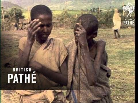 Ethiopian Famine (1970-1979)