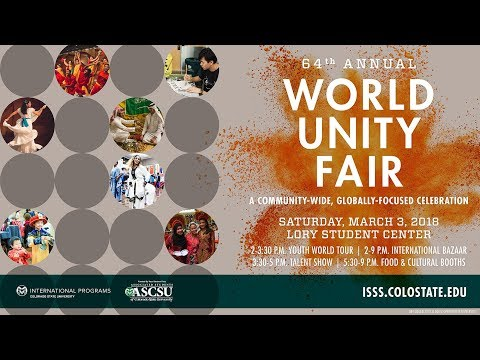 World Unity Fair Talent Show - Colorado State University