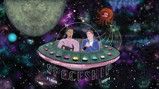 WDM & Flava - Spaceship Prod. By Tobias Strauch  Resimi