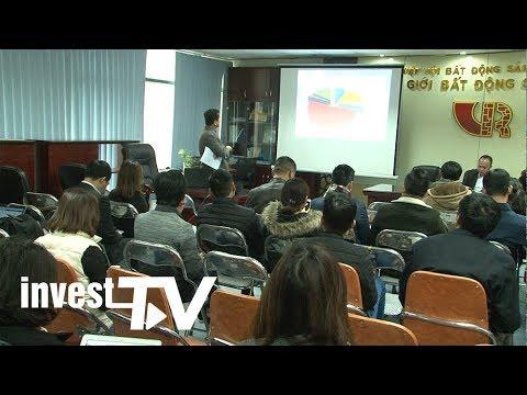 Hội môi giới BĐS Việt Nam tổ chức họp báo quý IV/2018
