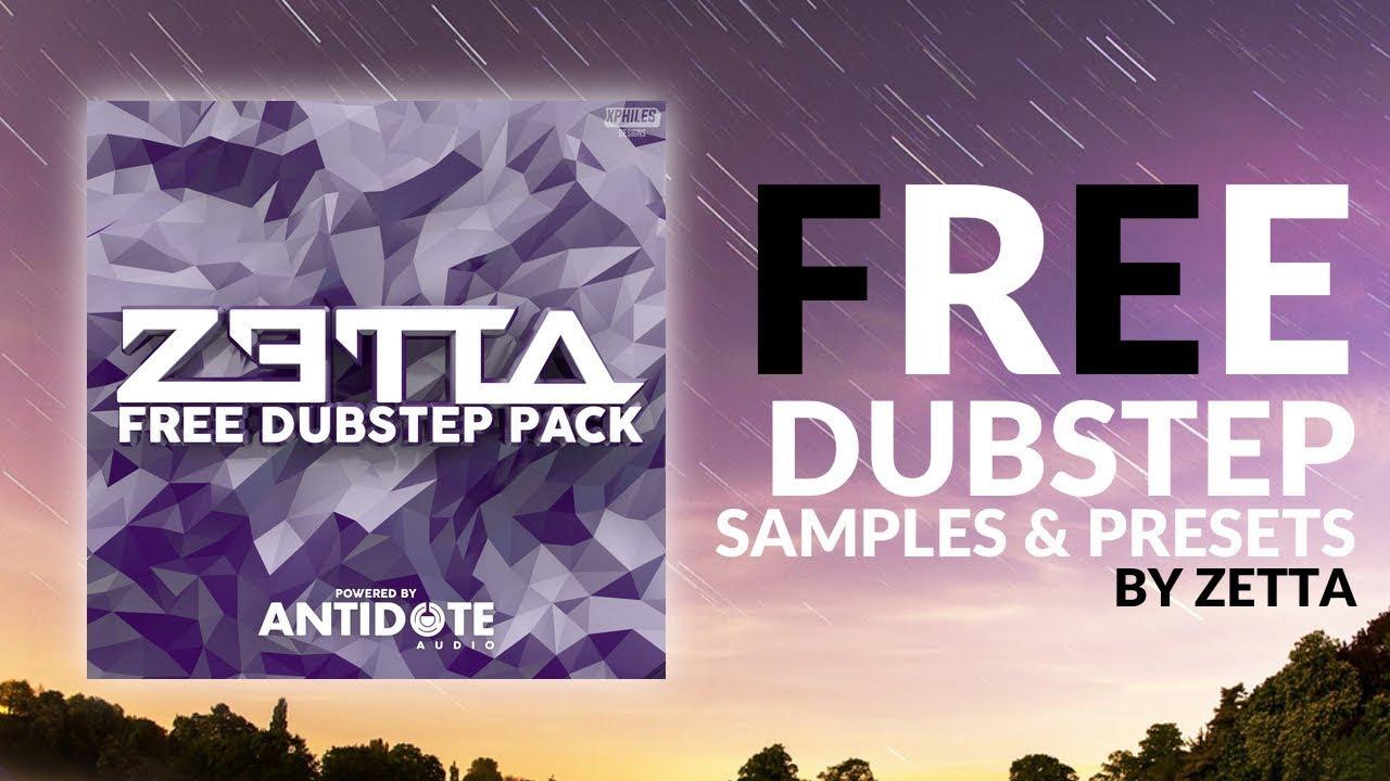 FREE DUBSTEP SERUM + SAMPLE PACK by Zetta