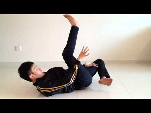 Do A Backspin - Breakdance Tutorial
