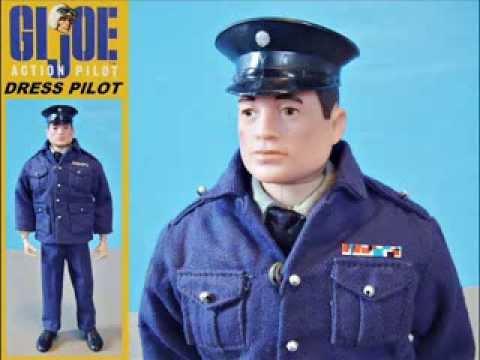 GI Joe Action Pilot - Dress Uniform