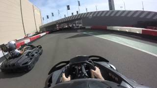 GOPRO Hero Entry Level karting