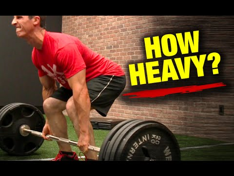 How Heavy Should You Lift To Get Big How Much Weight