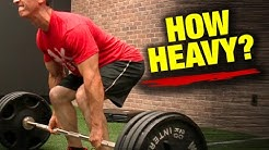 How Heavy Should You Lift to Get Big (HOW MUCH WEIGHT!)
