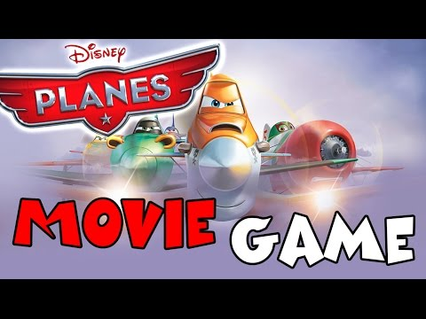 Disney Planes All Cutscenes | Full Game Movie (Wii, WiiU)