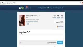 Como tener mas Likes, Seguidores y regalos en ask.fm 2014