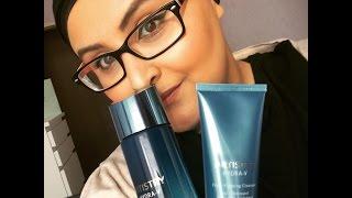 Meine neue Gesichtspflege-Routine Hydra-V   II Bini Amedov