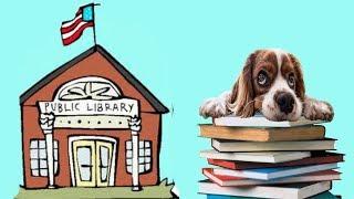 Американская библиотека для детей