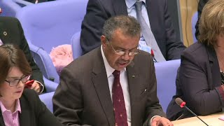 Coronavirus: WHO Secretary-general blames high-income countries for lack of data sharing