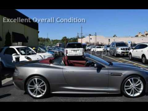 Aston Martin DBS Volante For Sale In RED BANK NJ YouTube - Aston martin dbs for sale
