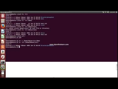 Unix and Shell Programming Chapter   3 UNIX FILE SYSTEM   PART 4