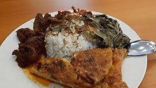 Gambar cover Nasi Padang at Hj Maimunah Restaurant.
