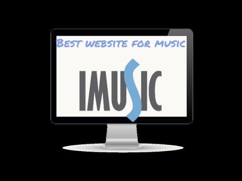 best website for music