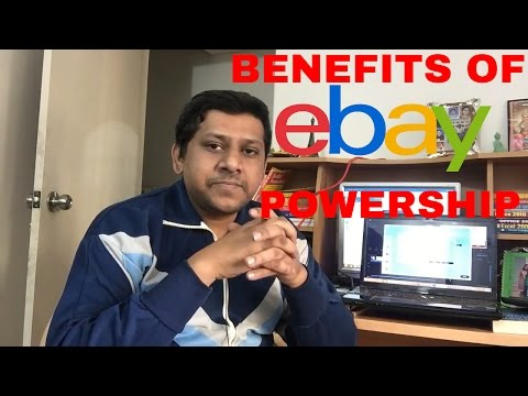 What Are the Benefits Of Ebay Powership To Sell Products Online