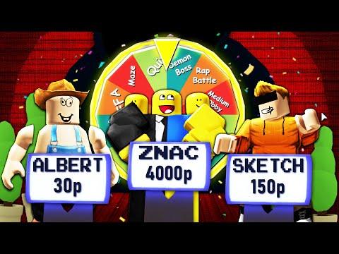 I WON The Biggest Roblox GAMESHOW! 🎊