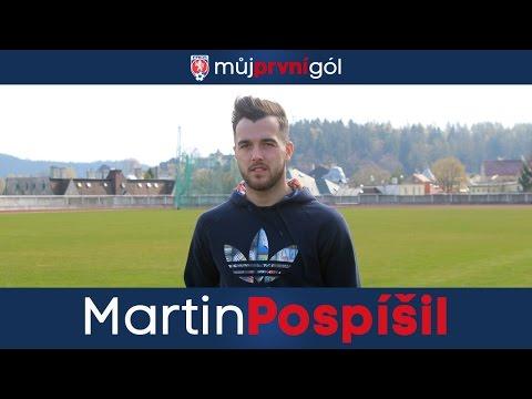 Martin Pospíšil: Proti Kodani v Evropské lize jsem gólem rozhodl o postupu #mujprvnigol