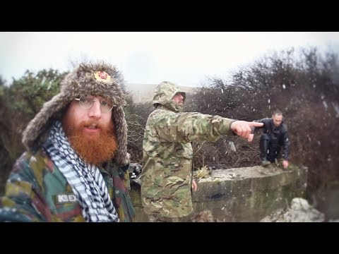 RETURN TO BATTERIE LINDEMANN — GERMAN BUNKER Series 2 — ATLANTIC WALL (Episode 5)
