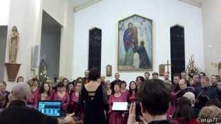 Koncert Kolęd w parafii pw. św. Stanisława Kostki w Coventry