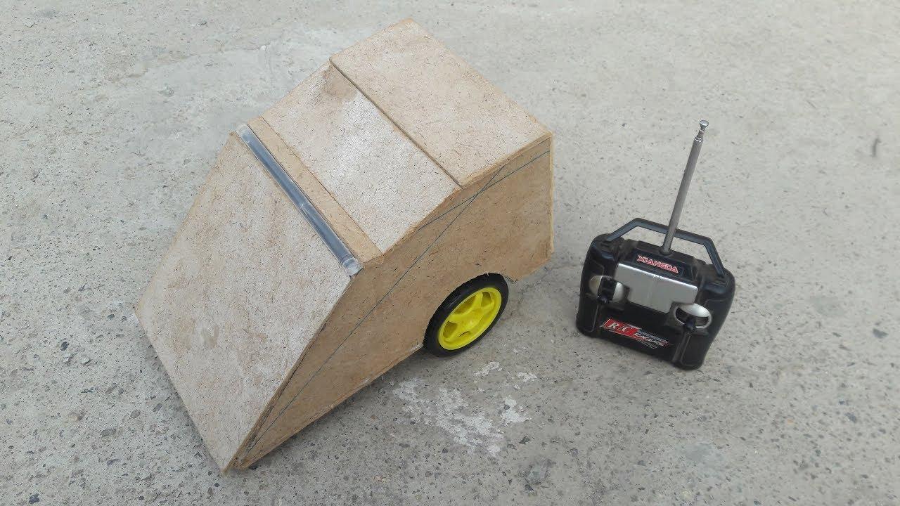 Cómo Hacer Un Robot De Batalla A Radio Control Casero Robot Sumo