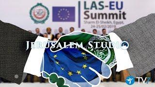 European relations with the Arab world - Jerusalem Studio 404