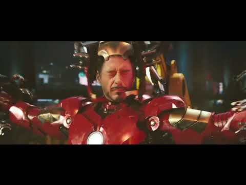 Iron Man All Suit All Epic Scenes (2008-2018) Robert Downey Jr.  (HD)