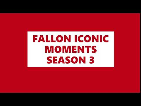 FALLON Carrington Best  Moments Season 3 Liz Gillies DYNASTY