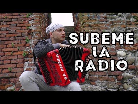 SUBEME LA RADIO - cover fisarmonica accordion - MIMMO MIRABELLI