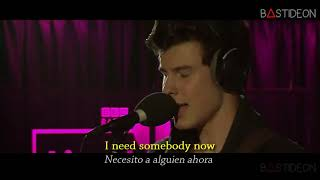 Shawn Mendes - In My Blood (Sub Español + Lyrics)