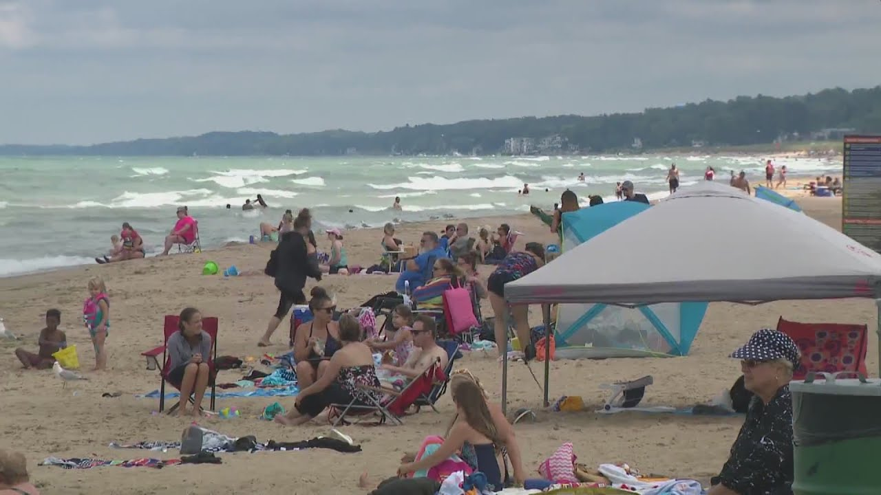 Indiana Beach To Be Shut Down Due To Virus Fears - The