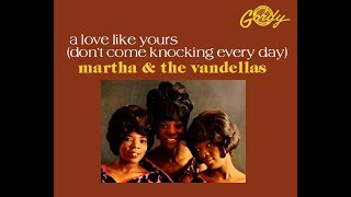 martha and the vandellas-a love like yours (don