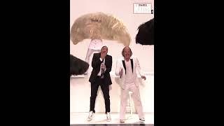 Philippe Katerine a la moustache chez Jimmy Fallon