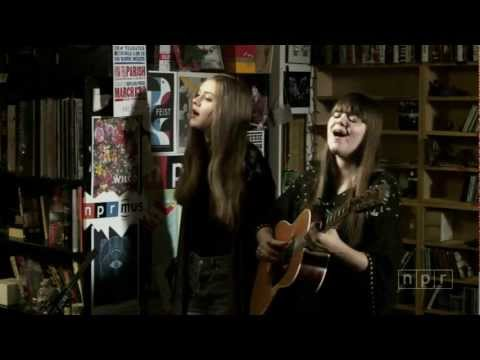 First Aid Kit Tiny Desk Concert (New Year's Eve + The Lion's Roar + Emmylou)