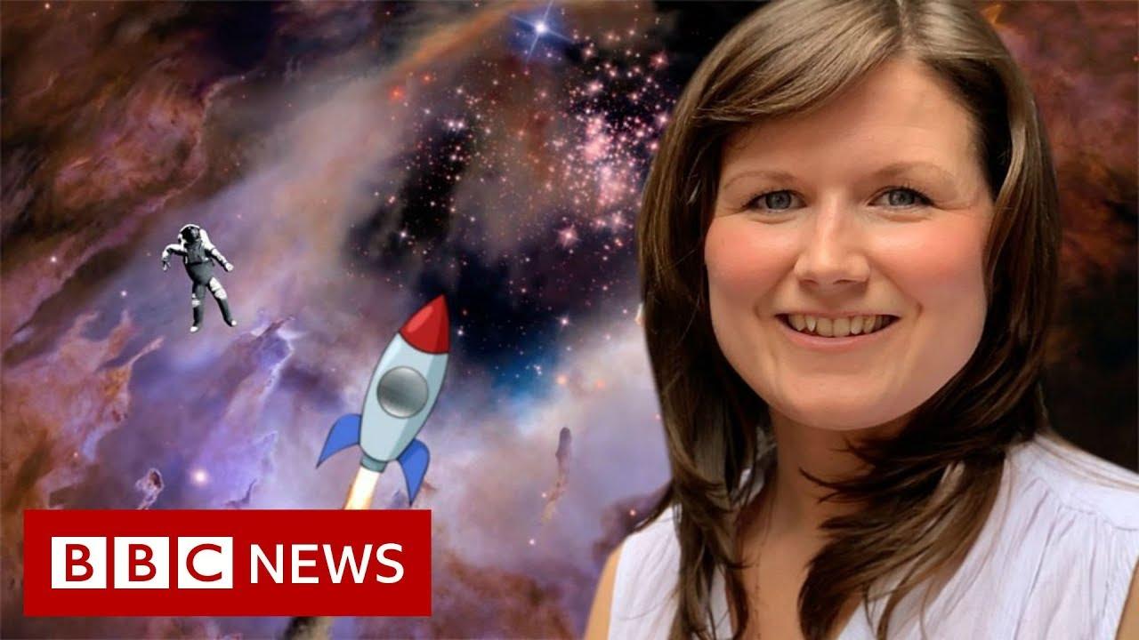 BBC News:Meet the YouTube astrophysicist - BBC News