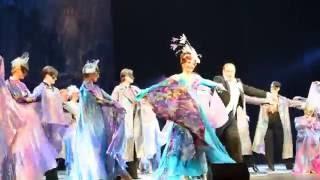 07.06.2016.Москва.Театр оперетты. Моя прекрасная леди. Поклоны.