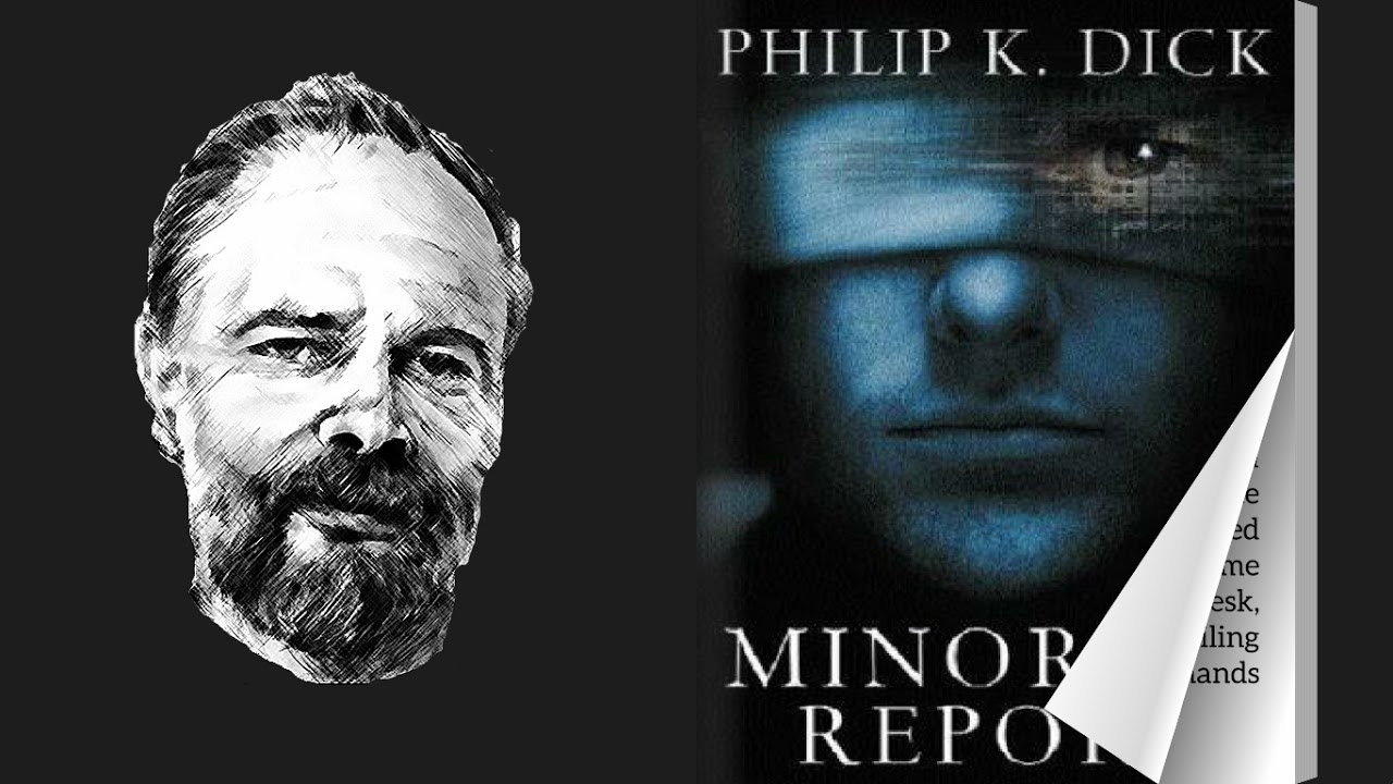Minority report by philip k dick