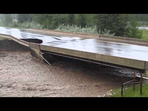 Carrot Creek Bridge Collapse
