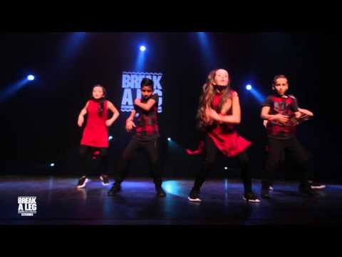 5 STAR - MAX STUDIO'S - BREAK A LEG 2016 // Hiphop Crew Competition - Upcoming